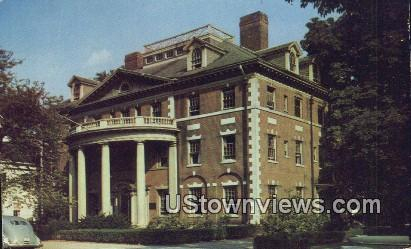 Alumni Hall, Yale University - New Haven, Connecticut CT Postcard