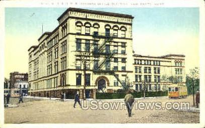 General Office Building - New Haven, Connecticut CT Postcard