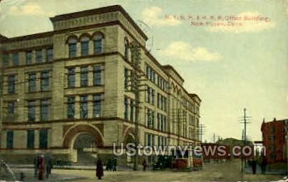 Office Building - New Haven, Connecticut CT Postcard