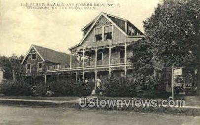 The Elmay - Woodmont, Connecticut CT Postcard