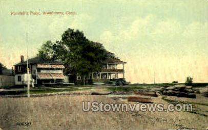 Randall's Point - Woodmont, Connecticut CT Postcard