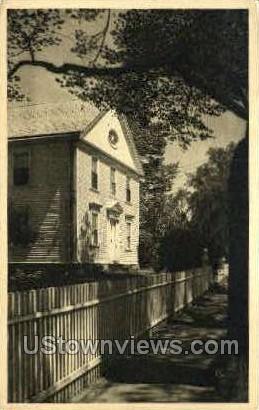 Connecticut Countryside - Windsor Postcard