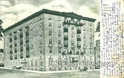 Elton Hotel - Waterbury, Connecticut CT Postcard