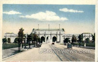 Union Station - District Of Columbia Postcards, District of Columbia DC Postcard