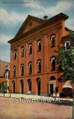 Ford's Theatre - District Of Columbia Postcards, District of Columbia DC Postcard