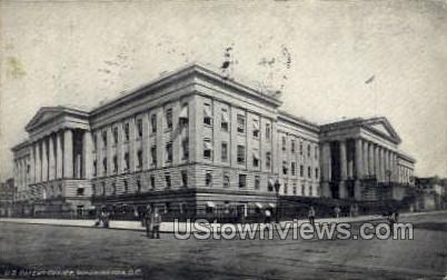 U.S. Patent Office - District Of Columbia Postcards, District of Columbia DC Postcard
