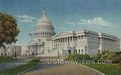 The U.S. Capitol - District Of Columbia Postcards, District of Columbia DC Postcard