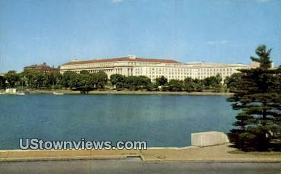 Bureau of Engraving & Printing - District Of Columbia Postcards, District of Columbia DC Postcard