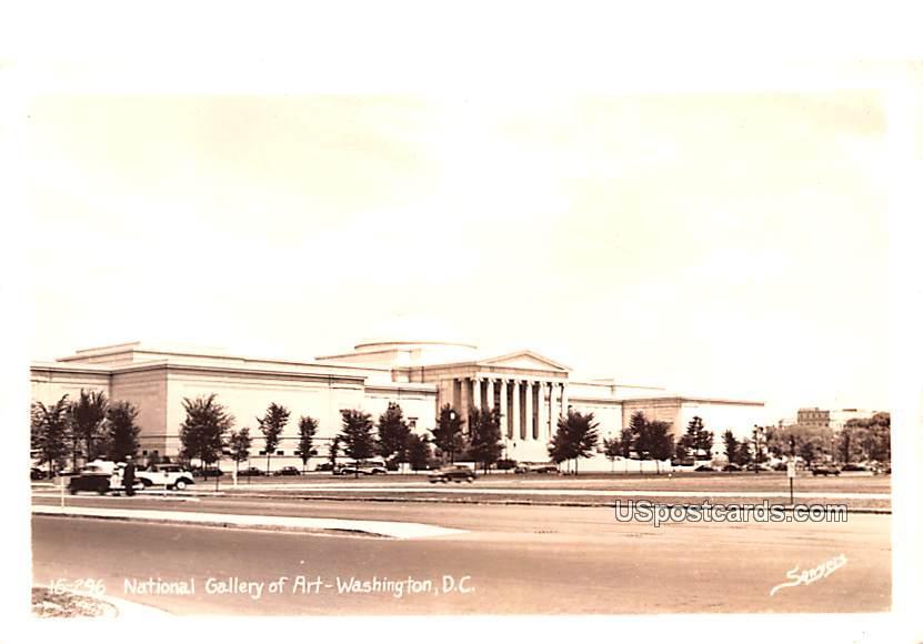 National Gallery of Art - Washington, District of Columbia DC Postcard