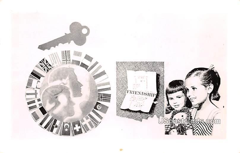 Friendship - Washington, District of Columbia DC Postcard