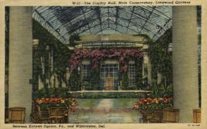 Kennett Square - Wilmington, Delaware DE Postcard