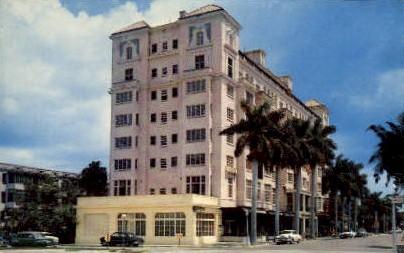 Manatee River Hotel - Bradenton, Florida FL Postcard