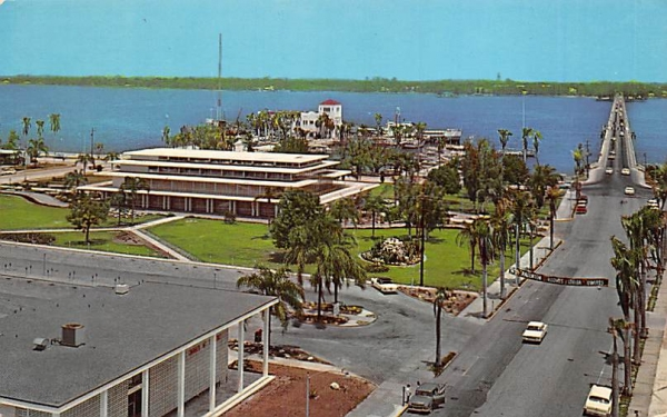 Fabulous Bradenton, FL, USA  Florida Postcard