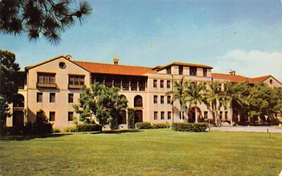 Building 37, Bay Pines Veterans Administration Center Florida Postcard