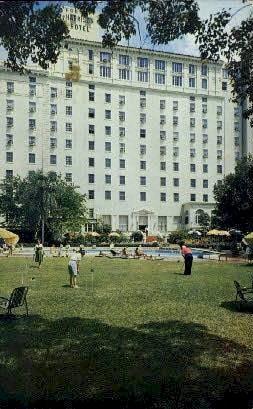 Jack Tar's Fourt Harrison Hotel - Clearwater, Florida FL Postcard
