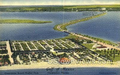 Trailer Park - Clearwater, Florida FL Postcard