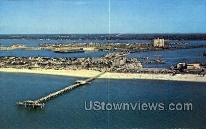 Clearwater, Florida, FL, Postcard