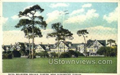 Hotel Belleview - Clearwater, Florida FL Postcard