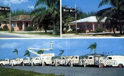 Roofcrete Inc - Clearwater, Florida FL Postcard