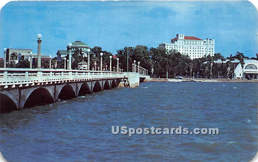 Clearwater, Florida FL Postcard