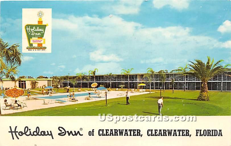 Holiday Inn - Clearwater, Florida FL Postcard