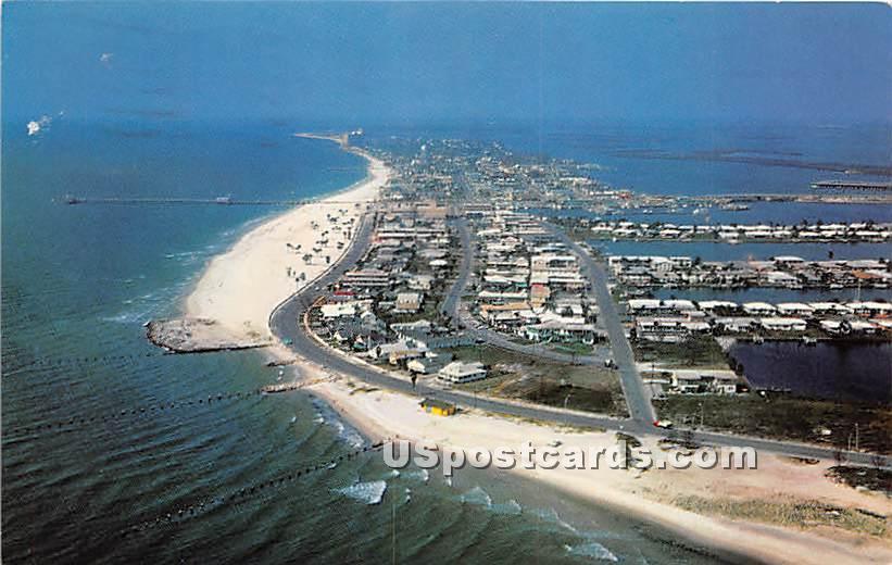 Clearwater Beach, Florida FL Postcard