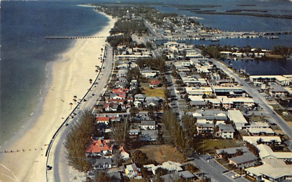 World-Famous Clearwater Beach, FL, USA Florida Postcard