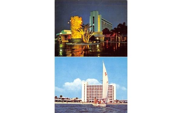 Stan Musical & Biggie's Faulous   Clearwater Beach, Florida Postcard