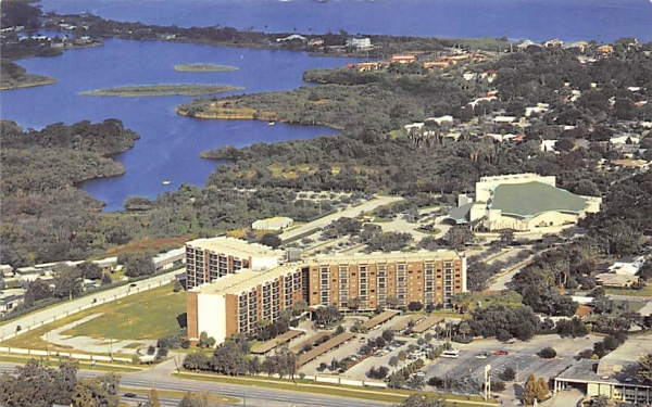 The Hampton at Clearwater  Florida Postcard