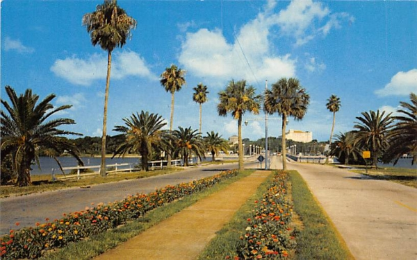 Connect Clearwater Beach to Mainland Florida Postcard