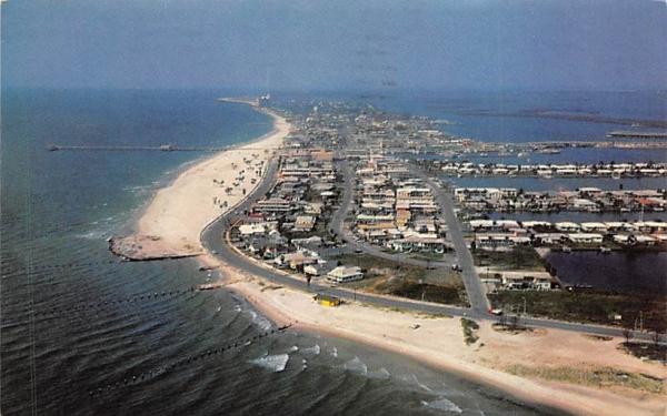 Clearwater Beach Florida, USA Postcard