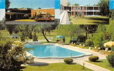 Holiday Inn Crystal River, Florida Postcard