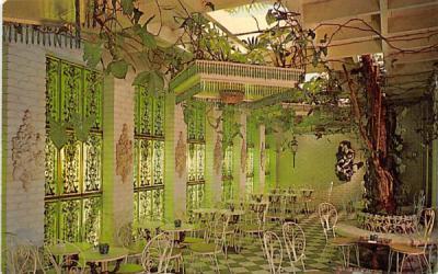Emerald Lounge at The Kapok Tree Inn Clearwater, Florida Postcard