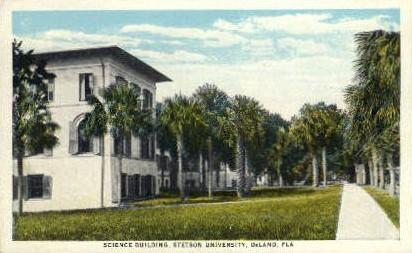 Stetson University - De Land, Florida FL Postcard