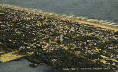 Peninsula - Daytona Beach, Florida FL Postcard