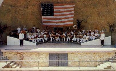 Municipal Band - Daytona Beach, Florida FL Postcard