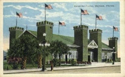 Casino - Daytona Beach, Florida FL Postcard