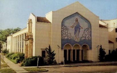 First Methodist Church - Daytona Beach, Florida FL Postcard