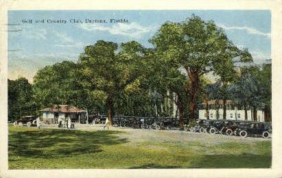 Country Club - Daytona Beach, Florida FL Postcard