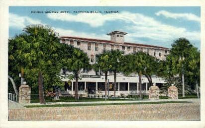 Prince George Hotel - Daytona Beach, Florida FL Postcard