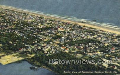 Peninsula - Daytona, Florida FL Postcard