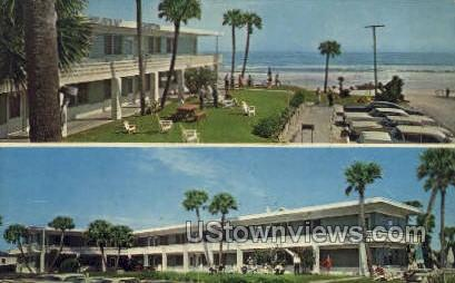 Floritona - Daytona, Florida FL Postcard