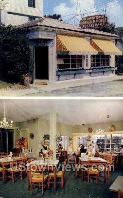 Marigold House - Daytona, Florida FL Postcard