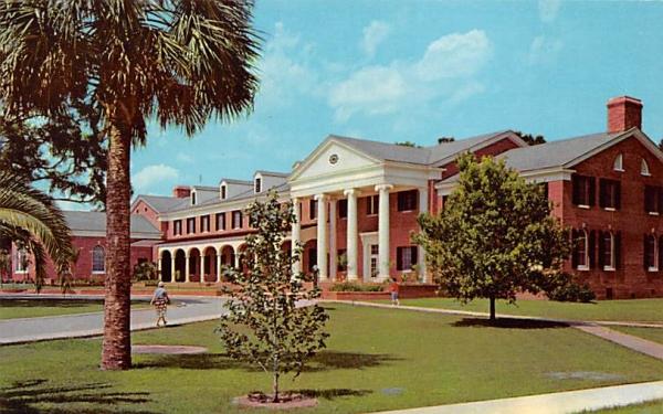 Stetson Union, Stetson University De Land, Florida Postcard