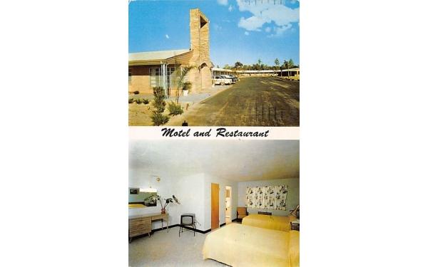 Chimney Corner and Restaurant De Land, Florida Postcard