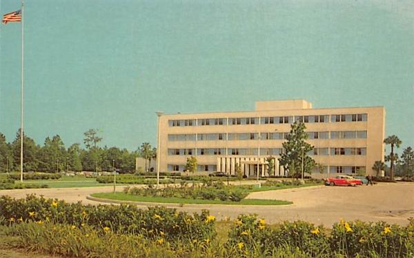West Volusia, Memorial Hospital De Land, Florida Postcard