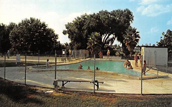 Green Acres Campground Dover, Florida Postcard