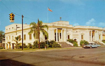 The Orange Capital of the World Eustis, Florida Postcard