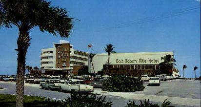 Galt Ocean Mile Hotel - Fort Lauderdale, Florida FL Postcard