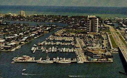 Pier 66 - Fort Lauderdale, Florida FL Postcard